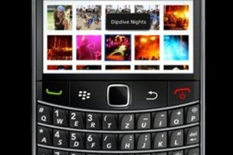 Review: Dipdive for BlackBerry