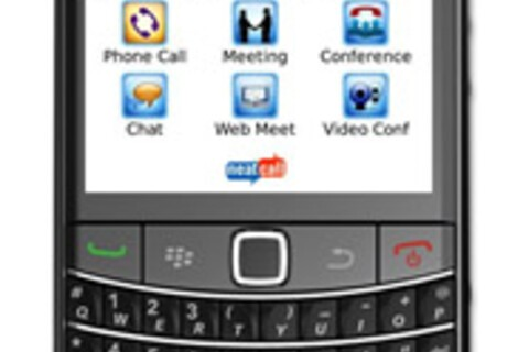 NeatCall for BlackBerry Smartphones manages conferencing and scheduling conflicts