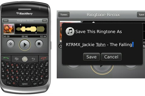 Review: Ringtone Remix for BlackBerry