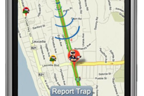 Review: Trapster 4.0 for BlackBerry