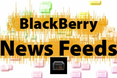 Review: News Feeds for BlackBerry