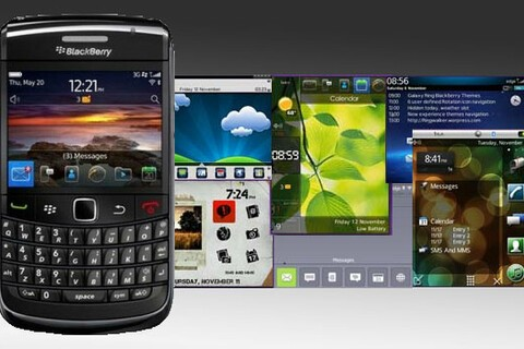 How to uninstall themes on your BlackBerry smartphone