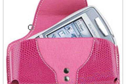 Mother's Day Gift Ideas for the BlackBerry Mom - part 1 - Pink Cases!
