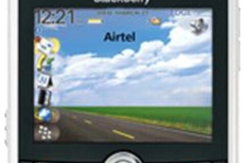 Airtel & RIM bring the BlackBerry 8800 to India
