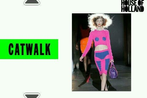 BlackBerry Takes to the Runway for London Fashion Week with the House of Holland App for BlackBerry Smartphones