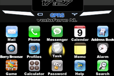 BlackBerry 8800 Themes now Available!