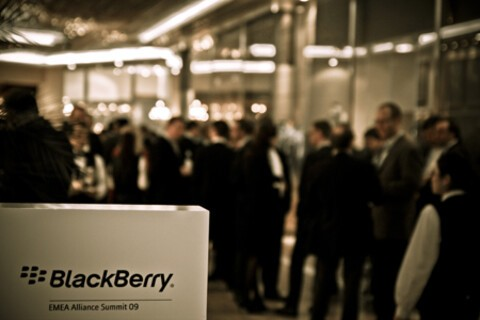 EMEA BlackBerry Innovation Awards 2009 Winners Announced in Rome, Italy