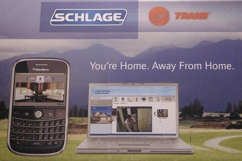 SchlageLiNK Introduces New Features at CES 2010