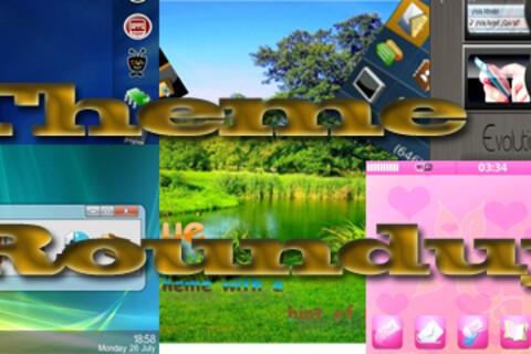 BlackBerry theme roundup for Aug 2, 2010 - 25 copies of Evolution OS6 to be won!