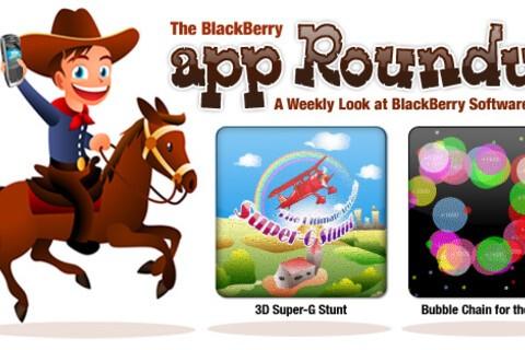 BlackBerry App Roundup for December 11th, 2009!