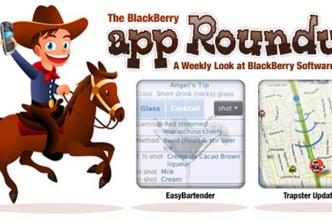 BlackBerry App Roundup for December 4th, 2009!