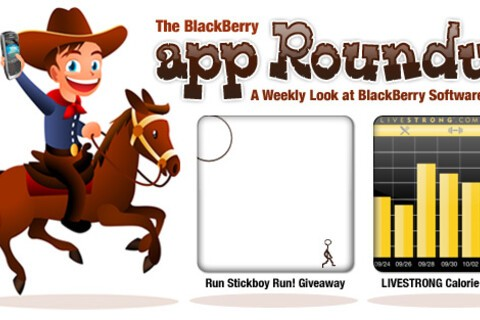 BlackBerry App Roundup for May 28th, 2010; Contest: 30 Copies of 'Run Stickboy Run!' to be Won!