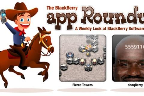 BlackBerry App Roundup for November 20th, 2009!