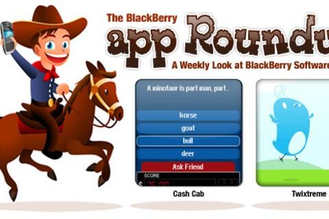 BlackBerry App Roundup for November 27th, 2009!