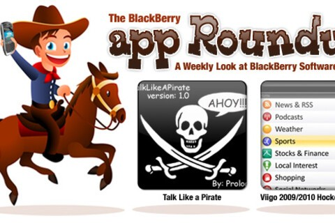 BlackBerry App Roundup for October 2nd, 2009!