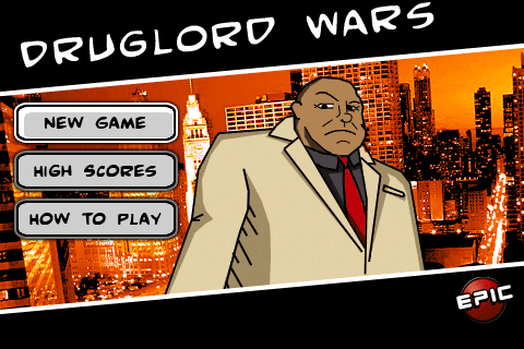 Berry Wars, Revamped And Renamed As Druglord Wars And Now On Sale For Only $3.99