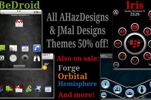 All AHaz And JMal Designs Themes 50% Off For One Week