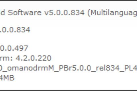 Official OS 5.0.0.497 For The BlackBerry Storm 9520 Released
