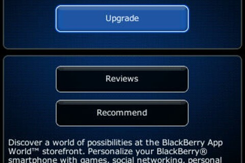 BlackBerry App World v2.0.1.12 now available for download