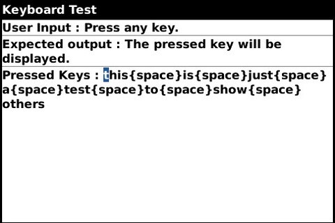 New Self Diagnostic Tool For Your BlackBerry.