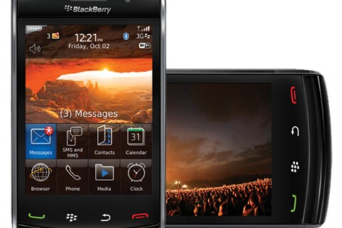 Bell To Launch BlackBerry Storm 2 9550 On April 13th?