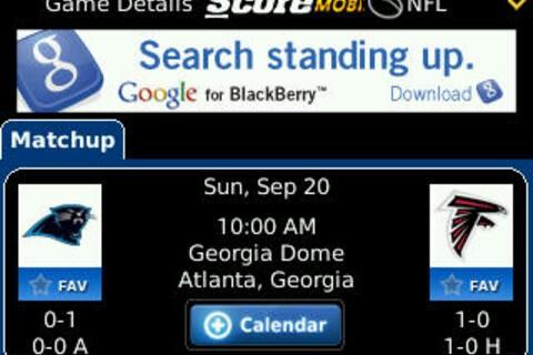 The Score Launches Enhanced Version Of ScoreMobile For BlackBerry Smartphones