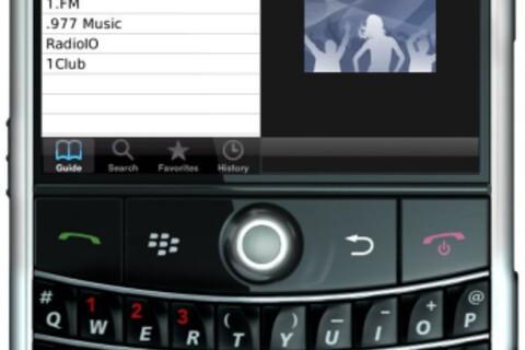 FlyCast Goes Live On BlackBerry!