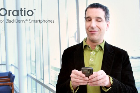 Oratio BlackBerry Screen Reader App For The Blind And Visually Impaired