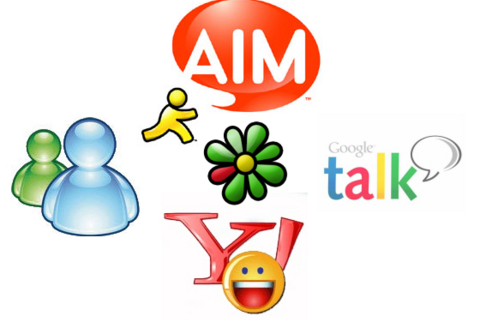 RIM Updates All Instant Messaging Clients v2.5!