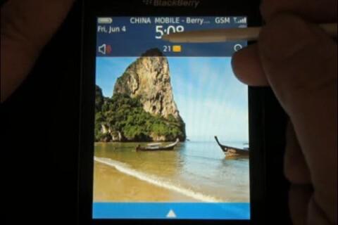 Full 16 minute walkthrough of BlackBerry 6 running on BlackBerry 9800 [video]