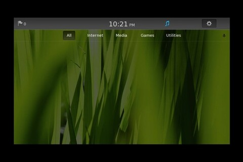 BlackBerry PlayBook - A quick look at the simulator
