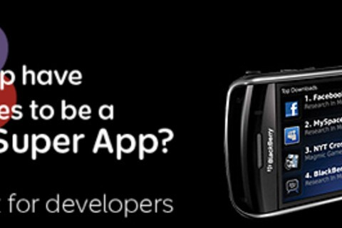 Learn How To Make Your BlackBerry App A Super App