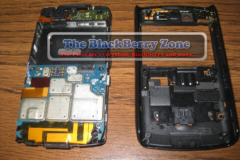 BlackBerry Storm 2 Stripped Down To The Nitty Gritty!
