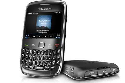 Verizon Wireless and Research In Motion launch the all new BlackBerry Curve 3G