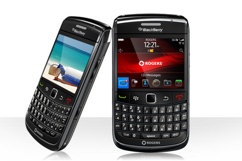 Rogers BlackBerry Bold 9780 now available for $149.99