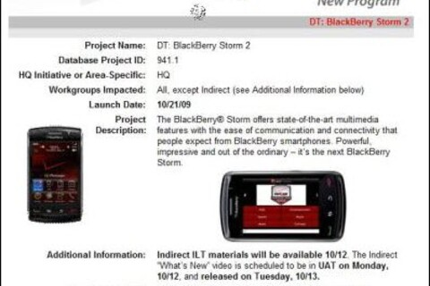 Storm 2 Arriving October 21st To A Verizon Store Near You?!?