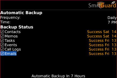 SmrtGuard Updated To Version 1.98 With More New Features Coming Soon!