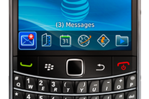 AT&T BlackBerry Bold 9700 Now Available To Business Customers, Consumer Account Availability Nov 22nd!