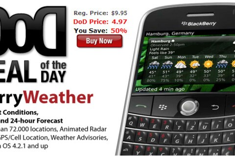 Deal of the Day: BerryWeather Now Available For 50% Off!!