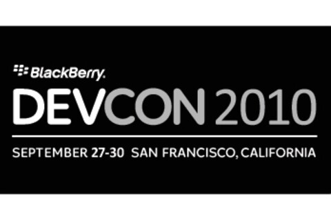 BlackBerry Developers Conference 2010 - Things to look forward to