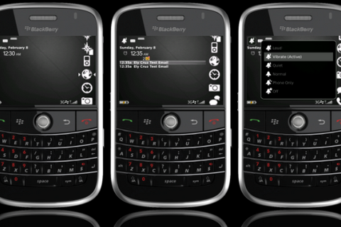 E2 Today-  Awesome Free Theme For Your BlackBerry Bold!