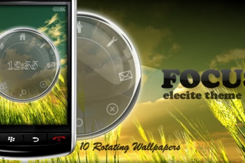 Elecite Releases Premium Theme Focus With Rotating High Resolution Wallpapers