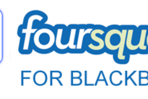 Foursquare For BlackBerry Gets Bumped To Version 1.5
