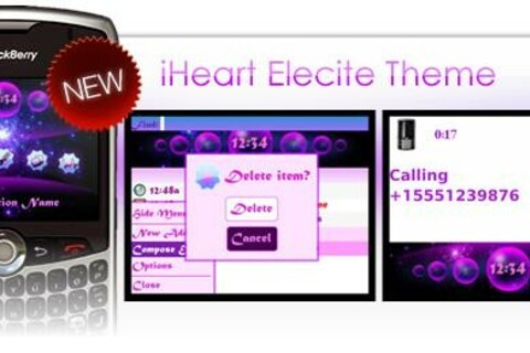 iHeart Elecite Theme For The Ladies!!