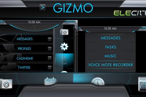 New Premium Theme From Elecite - Gizmo
