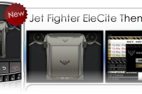 "New Bold Animated ""Jet Fighter"" Theme From Elecite!"