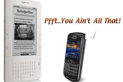 Sure The Kindle and eBooks Did Well, But So Did BlackBerry