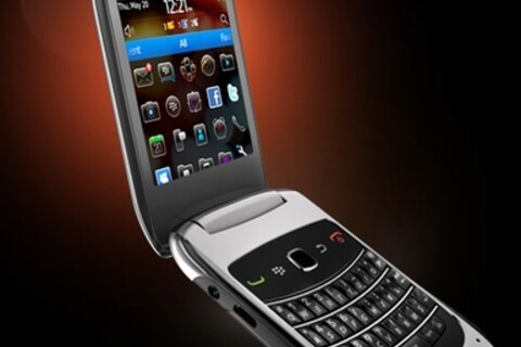 TELUS confirms they'll be carrying the BlackBerry Style as well