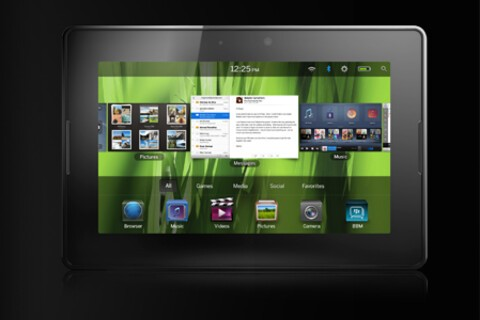 BlackBerry PlayBook SDK for Adobe AIR and simulators now available for download