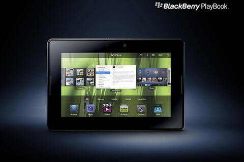 BlackBerry PlayBook webcast continues tomorrow